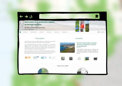 Observatoire de la Biodiversité Végétale de Nouvelle-Aquitaine