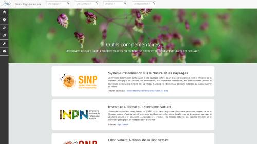 atlas biodiversité Pays de la Loire Les outils complémentaires